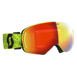 Ochelari Ski Unisex Scott Lcg Evo Yellow/Enhancer Red Chrome