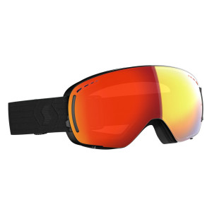 Ochelari Ski Unisex Scott Lcg Compact Black/Enhancer Red Chrome