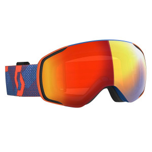 Ochelari Ski Unisex Scott Vapor LS Grenadine Orange/Light Sensitive Red Chrome
