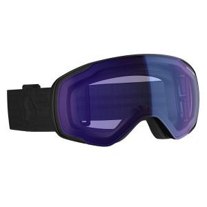 Ochelari Ski Unisex Scott Vapor Black/Illuminator Blue Chrome