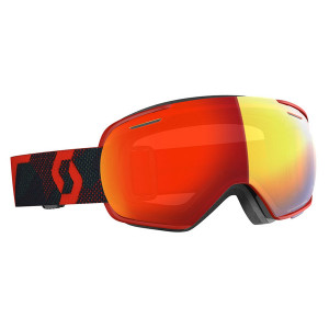 Ochelari Ski Unisex Scott Linx LS Red/Blue Nights/Light Sensitive Red Chrome