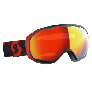 Ochelari Ski Unisex Scott Fix Red/Blue Nights/Enhancer Red Chrome