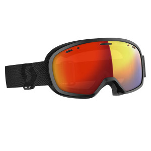 Ochelari Ski Unisex Scott Muse Pro Ls Black/Light Sensitive Red Chrome