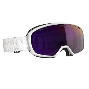 Ochelari Ski Unisex Scott Muse Pro White/Enhancer Purple Chrome