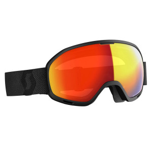 Ochelari Ski Unisex Scott Unlimited II OTG LS Black/Light Sensitive Red Chrome