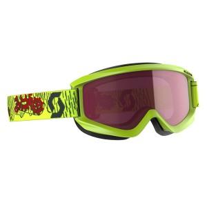 Ochelari Ski Copii Scott Jr Agent Yellow/Enhancer