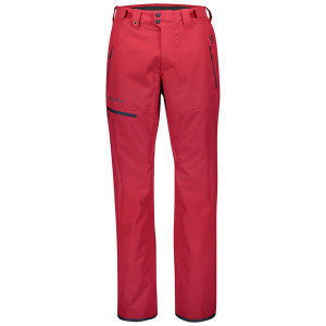 Pantaloni Ski Barbati Scott Ultimate Dryo 10 Wine Red