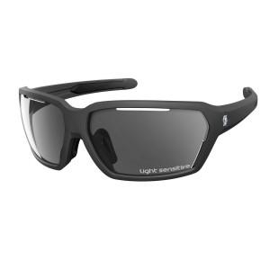 Ochelari Soare Drumetie Unisex Scott Vector Light Sensitive Black Matt/Grey (Negru)