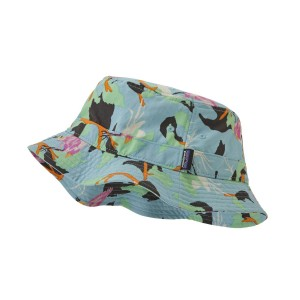 Palarie Drumetie Patagonia Wavefarer Bucket Hat Big Sky Blue (Multicolor)