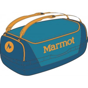 Geanta transport Marmot Long Hauler Duffel Medium Albastru