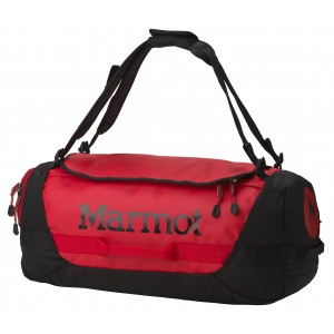 Geanta transport Marmot Long Hauler Duffel Medium Visiniu