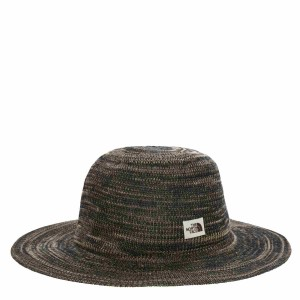 Palarie The North Face Packable Panama Hat Kelp Tan Marl (Maro)
