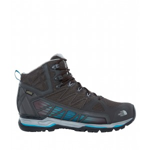 Incaltaminte Hiking The North Face Ultra GTX Surround Mid M Gri / Albastru