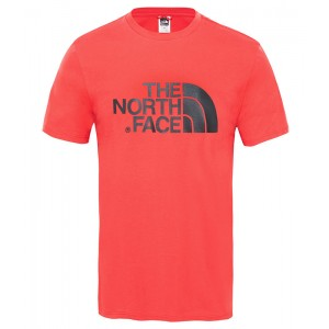Tricou Barbati The North Face Easy Rosu