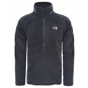 Polar Barbati The North Face 200 Shadow Full Zip Gri