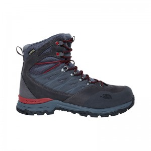 Ghete Barbati Hiking The North Face Hedgehog Trek GTX Gri