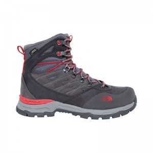 Ghete Femei Hiking The North Face Hedgehog Trek GTX Gri