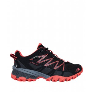 Incaltaminte Hiking The North Face Ultra 110 GTX W Negru / Rosu