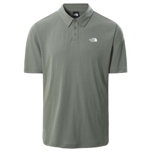 Tricou Drumetie Barbati The North Face Tanken Polo Kaki