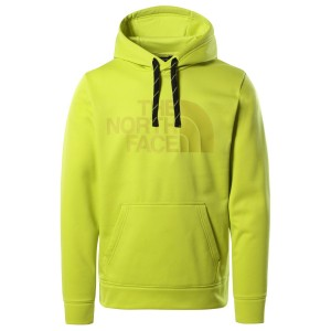 Hanorac Casual Barbati The North Face Surgent Hoodie Lime
