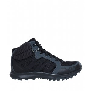 Incaltaminte Hiking The North Face Litewave Fastpack Mid GTX M Negru / Gri