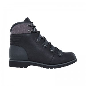 Ghete Femei Hiking The North Face Ballard Boyfriend Negru