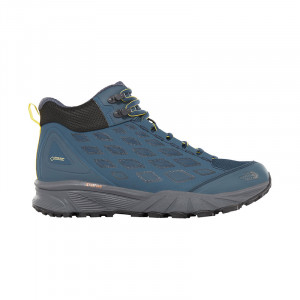 Ghete Barbati Hiking The North Face Endurus Hike Mid GTX Albastru
