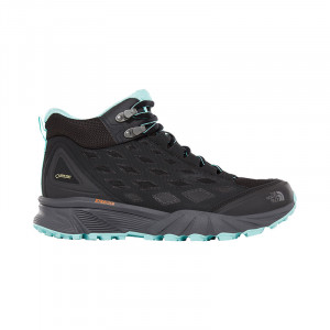 Ghete Femei Hiking The North Face Endurus Hike Mid GTX Negru