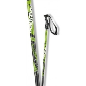 Bete ski Salomon Arctic Black/Green
