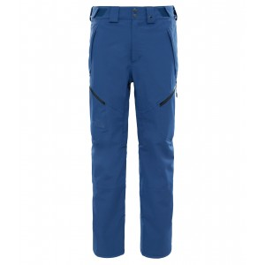 Pantaloni Schi The North Face Chakal M Albastru