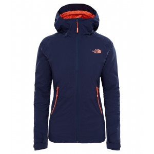 Geaca The North Face Keiryo Diad Insulated W Albastru