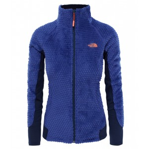 Bluza Midlayer The North Face Shimasu Highloft W Albastru