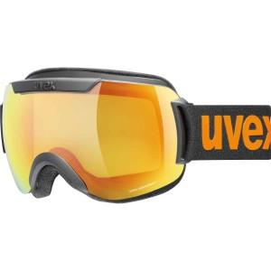 Ochelari Ski si Snowboard Unisex Uvex Downhill 2000 CV Black Mirror Orange Yellow