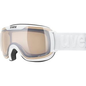 Ochelari Ski si Snowboard Unisex Uvex Downhill 2000 S V White Mirror Silver