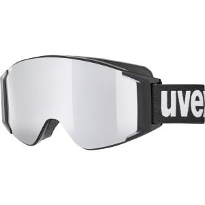 Ochelari Ski si Snowboard Unisex Uvex g.gl 3000 TOP OTG Black Mirror Silver