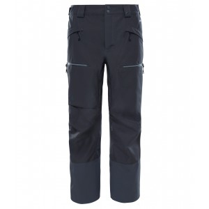 Pantaloni Schi The North Face Powder Guide GTX M Gri