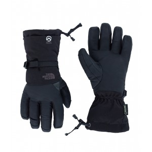 Manusi Barbati Ski si Snowboard The North Face Patrol Long Gauntlet Negru
