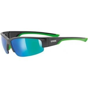 Ochelari de soare Uvex Sportstyle 215 Albastru/Negru
