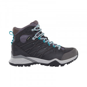 Ghete Femei Hiking The North Face Hedgehog Hike II Mid GTX Gri