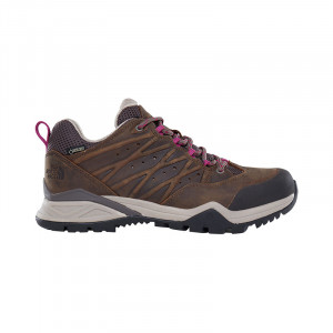 Incaltaminte Femei Hiking The North Face Hedgehog Hike II GTX Maro