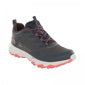 Incaltaminte Femei Hiking The North Face Ultra Fastpack III GTX Gri