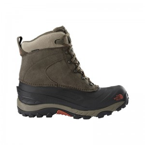 Ghete Barbati Hiking The North Face Chilkat III Maro/ Negru