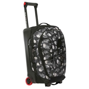 "Troller The North Face Rolling Thunder - 22"" 40L Tnf Black Label Toss Print/Tnf Black (Negru)"