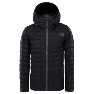 Geaca Baieti Hiking The North Face Thermoball Hoodie Negru