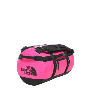 Geanta Voiaj The North Face Base Camp Duffel - Xs 31L Mr. Pink/Tnf Black (Roz)