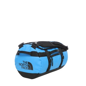 Geanta Voiaj The North Face Base Camp Duffel - Xs 31L Clear Lake Blue/Tnf Black (Albastru)