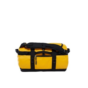 Geanta Voiaj The North Face Base Camp Duffel - Xs 31L Summit Gold/Tnf Black (Galben)