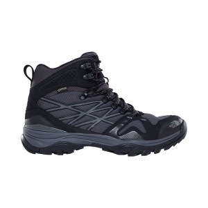 Ghete Barbati Hiking The North Face Hedgehogh Fastpack Mid GTX (Eu) Negru