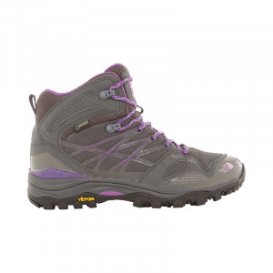 Ghete Femei Hiking The North Face Hedgehog Fastpack Mid GTX Gri