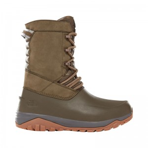 Cizme Femei The North Face Yukiona Mid Verde